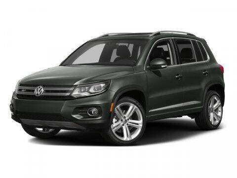 2016 Volkswagen Tiguan for sale at DeluxeNJ.com in Linden NJ