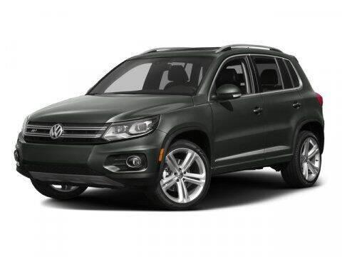 2016 Volkswagen Tiguan for sale at Nu-Way Auto Ocean Springs in Ocean Springs MS