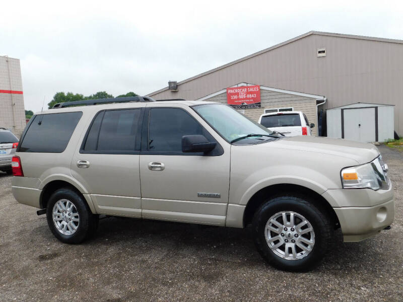 2008 Ford Expedition for sale at Macrocar Sales Inc in Akron OH