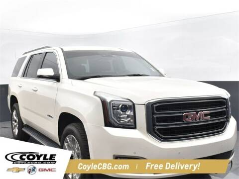 2015 GMC Yukon for sale at COYLE GM - COYLE NISSAN - New Inventory in Clarksville IN