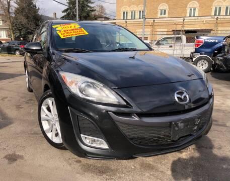 2011 Mazda MAZDA3 for sale at Jeff Auto Sales INC in Chicago IL