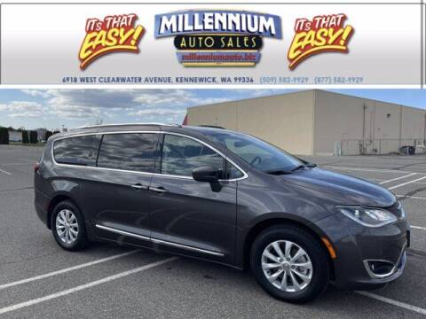 2019 Chrysler Pacifica for sale at Millennium Auto Sales in Kennewick WA