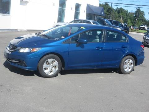2015 Honda Civic for sale at Price Auto Sales 2 in Concord NH