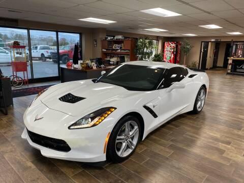2016 Chevrolet Corvette for sale at AutoWorld of Lenoir in Lenoir NC