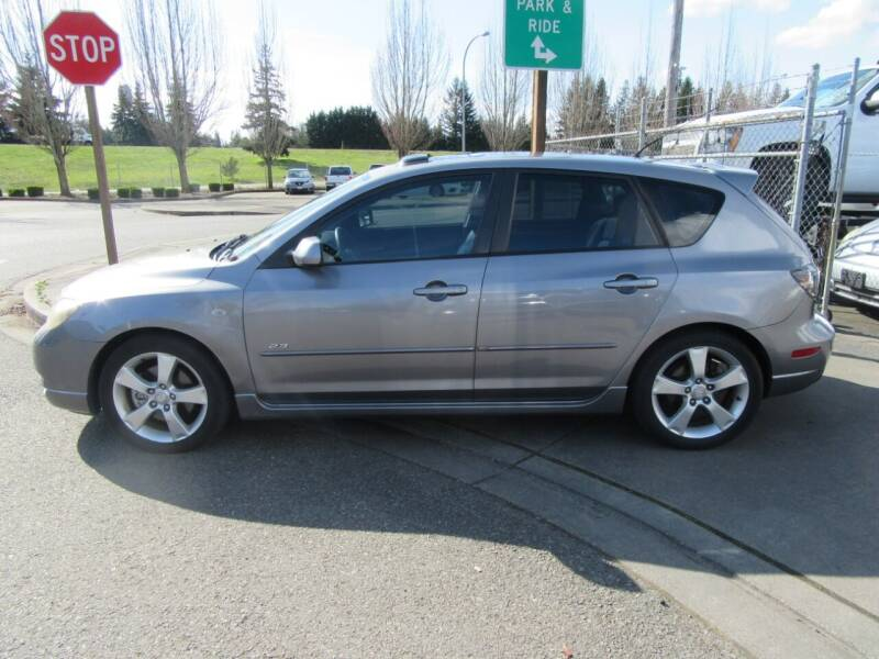 2005 Mazda MAZDA3 for sale at Car Link Auto Sales LLC in Marysville WA