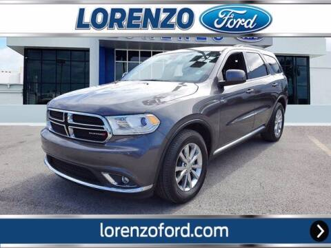 2017 Dodge Durango for sale at Lorenzo Ford in Homestead FL