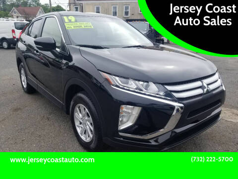 2019 Mitsubishi Eclipse Cross for sale at Jersey Coast Auto Sales in Long Branch NJ