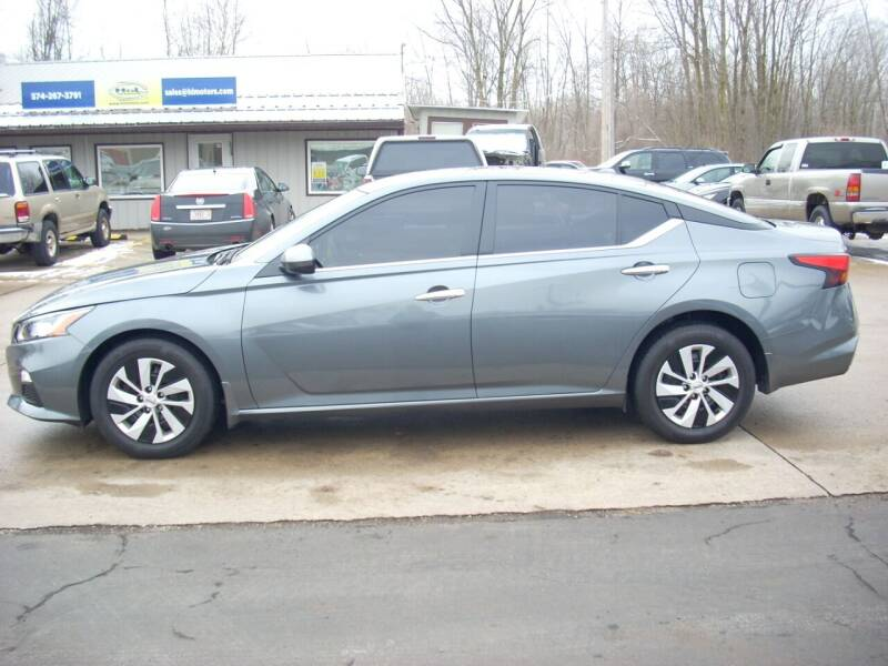 2020 Nissan Altima for sale at H&L MOTORS, LLC in Warsaw IN