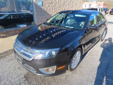 2010 Ford Fusion Hybrid for sale at Southern Auto Solutions - 1st Choice Autos in Marietta GA
