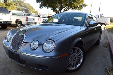 2008 Jaguar S-Type for sale at E-Auto Groups in Dallas TX