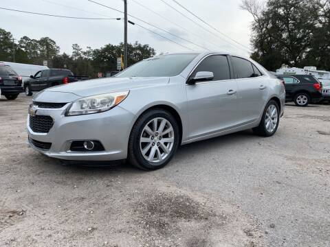 2014 Chevrolet Malibu for sale at Right Price Auto Sales in Waldo FL