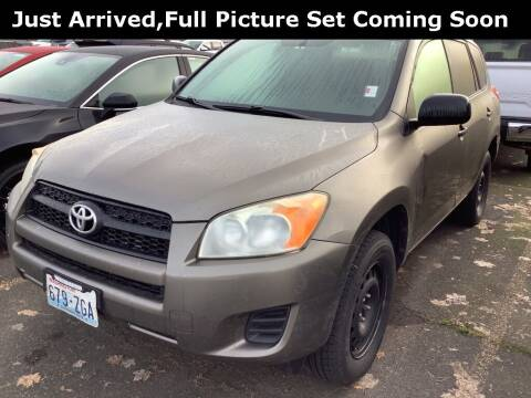 2009 Toyota RAV4 for sale at Royal Moore Custom Finance in Hillsboro OR