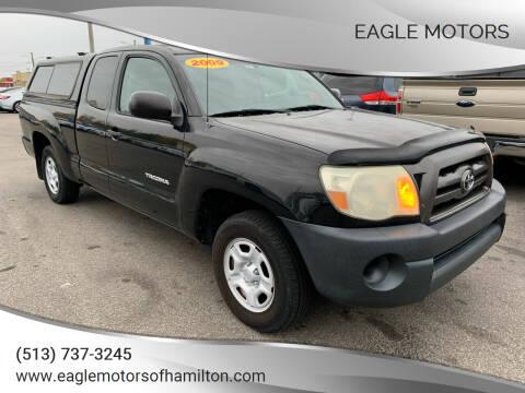 2009 Toyota Tacoma for sale at Eagle Motors in Hamilton OH