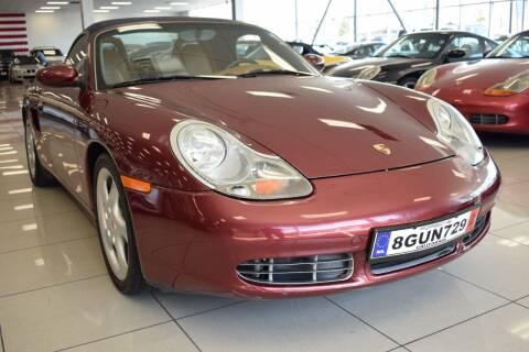 2000 Porsche Boxster for sale at Legend Auto in Sacramento CA