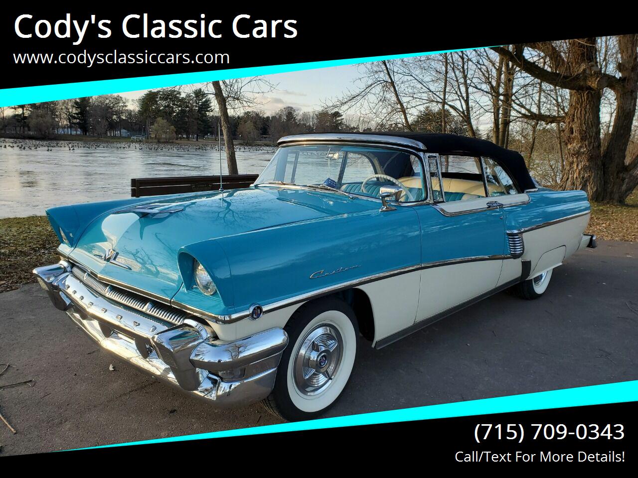 1956 Mercury Custom 4