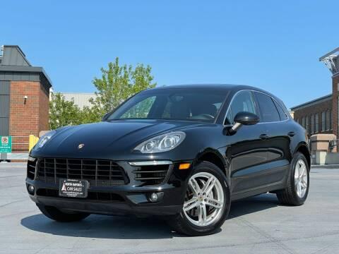2015 Porsche Macan for sale at North Imports LLC in Burnsville MN