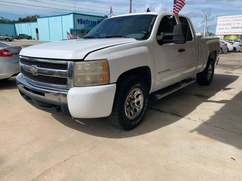 2010 Chevrolet Silverado 1500 for sale at Eastside Auto Brokers LLC in Fort Myers FL