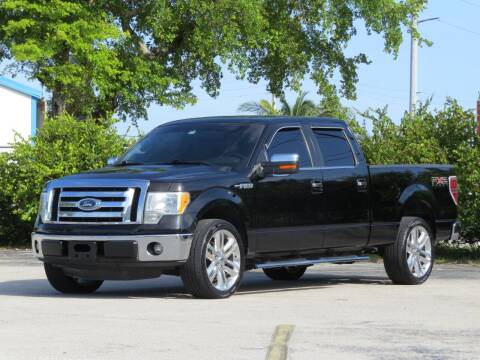 2011 Ford F-150 for sale at DK Auto Sales in Hollywood FL