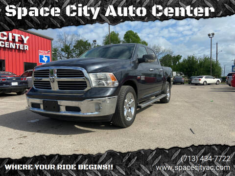 2014 RAM Ram Pickup 1500 for sale at Space City Auto Center in Houston TX