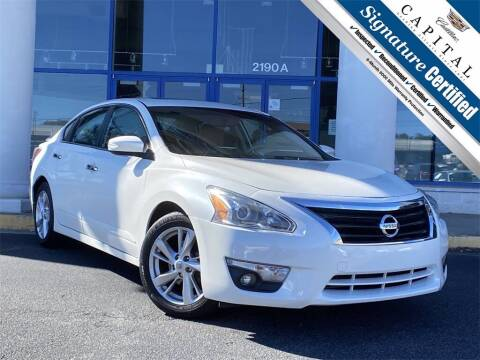 2014 Nissan Altima for sale at Capital Cadillac of Atlanta in Smyrna GA