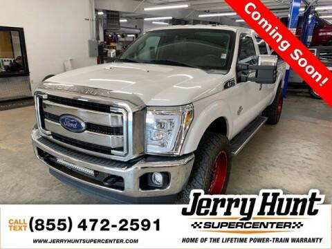 2016 Ford F-250 Super Duty for sale at Jerry Hunt Supercenter in Lexington NC