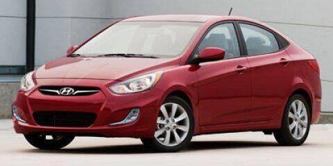 2012 Hyundai Accent for sale at HILAND TOYOTA in Moline IL