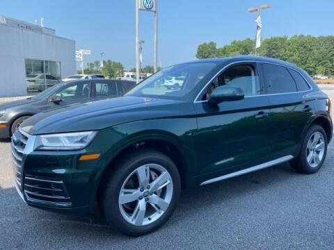 2018 Audi Q5 for sale at Southern Auto Solutions-Jim Ellis Volkswagen Atlan in Marietta GA