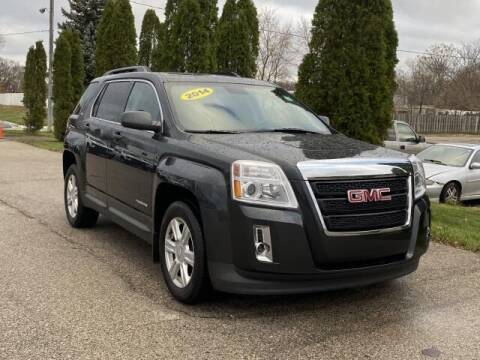 2014 GMC Terrain for sale at Betten Baker Preowned Center in Twin Lake MI