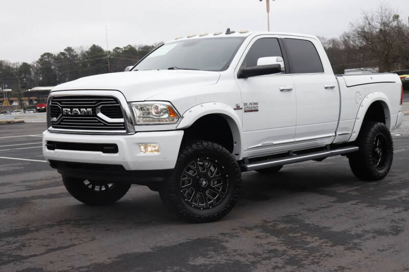 2016 RAM Ram Pickup 2500 for sale at Auto Guia in Chamblee GA