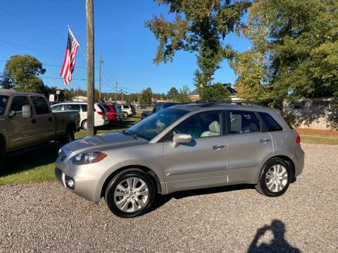 2010 Acura RDX for sale at Joye & Company INC, in Augusta GA