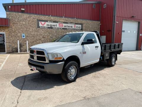 2011 RAM Ram Chassis 3500 for sale at Vogel Sales Inc in Commerce City CO