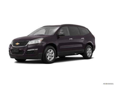 2017 Chevrolet Traverse for sale at SULLIVAN MOTOR COMPANY INC. in Mesa AZ