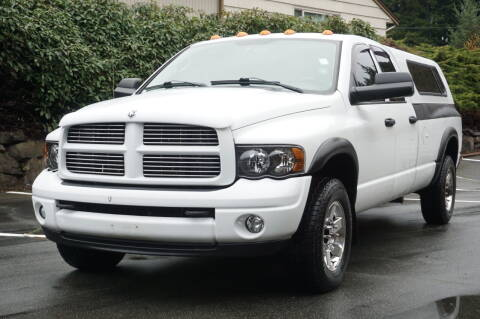 2004 Dodge Ram Pickup 3500 for sale at West Coast Auto Works in Edmonds WA
