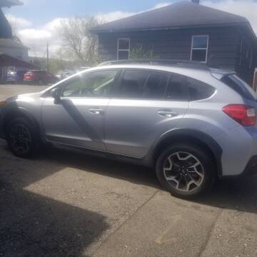 2017 Subaru Crosstrek for sale at MGM Auto Sales in Cortland NY