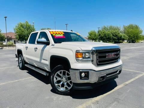 2014 GMC Sierra 1500 for sale at Bargain Auto Sales LLC in Garden City ID