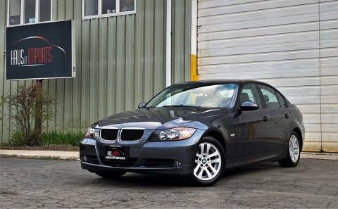 2006 BMW 3 Series for sale at Haus of Imports in Lemont IL