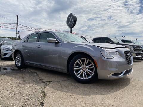 2017 Chrysler 300 for sale at Direct Auto in D'Iberville MS