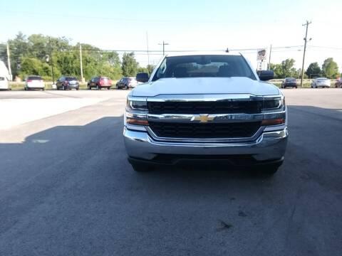 2018 Chevrolet Silverado 1500 for sale at Wildfire Motors in Richmond IN