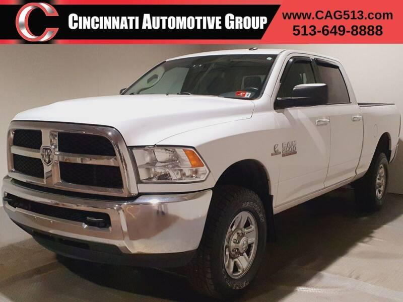 2015 RAM Ram Pickup 2500 for sale at Cincinnati Automotive Group in Lebanon OH