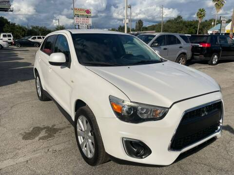 2015 Mitsubishi Outlander Sport for sale at Mars auto trade llc in Kissimmee FL