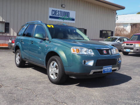 2007 Saturn Vue for sale at Crestwood Auto Sales in Swansea MA