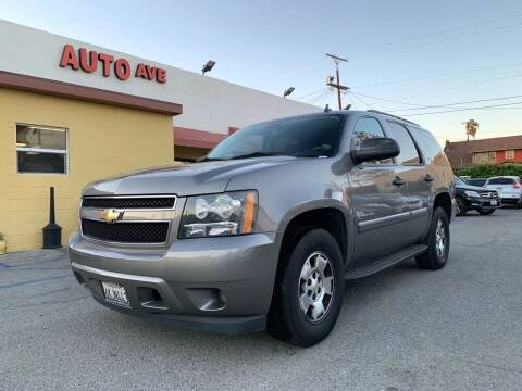 2009 Chevrolet Tahoe for sale at Auto Ave in Los Angeles CA