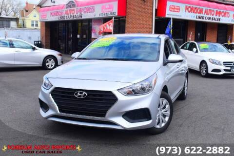2021 Hyundai Accent for sale at www.onlycarsnj.net in Irvington NJ