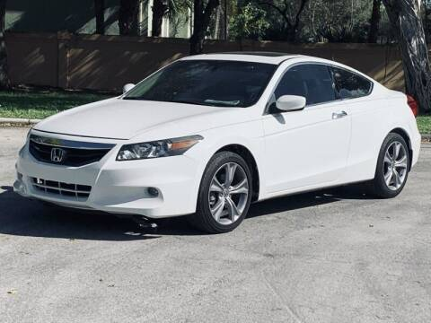 2012 Honda Accord for sale at Easy Finance Motors in West Park FL