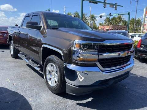 2018 Chevrolet Silverado 1500 for sale at Mike Auto Sales in West Palm Beach FL