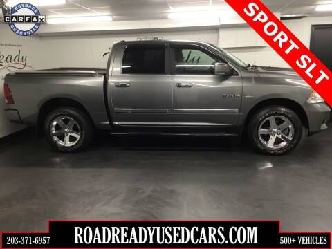 2009 Dodge Ram Pickup 1500 for sale at Road Ready Used Cars in Ansonia CT