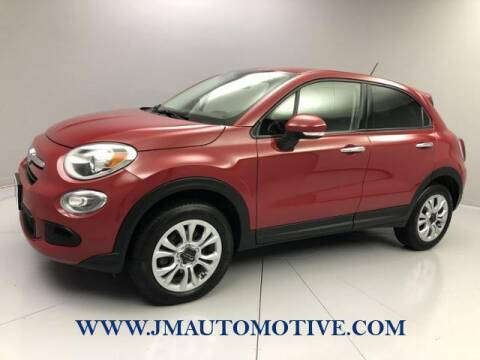 2016 FIAT 500X for sale at J & M Automotive in Naugatuck CT