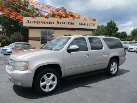 2008 Chevrolet Suburban for sale at Automart South in Alabaster AL