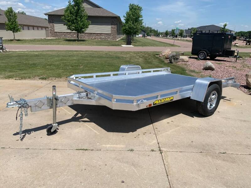 2022 Aluma 7712 H Tilt #0213 for sale at Prairie Wind Trailers, LLC in Harrisburg SD