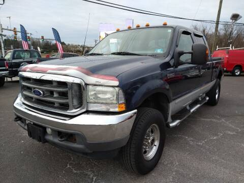 2003 Ford F-250 Super Duty for sale at P J McCafferty Inc in Langhorne PA